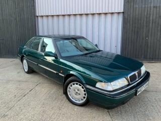 1995 Rover 827i Sterling *1 family owned 56,107 miles from new!