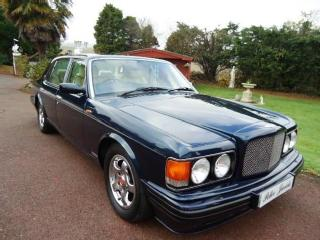 1997 BENTLEY TURBO R LWB