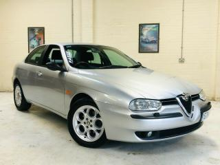 1998 ALFA ROMEO 156 2.5 V6 MANUAL, SAME OWNER LAST 17 YEARS, BEST AVAILABLE