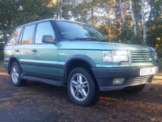 1998 Range Rover P38 4.6 HSE Limited Edition w/County Pack & *LPG