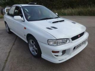 1998 Subaru Impreza WRX STi Type RA Version 5, GC8 JDM