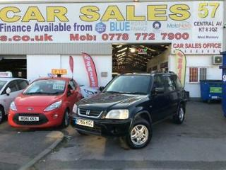 1999 Honda CR V 2.0 ES Executive 5dr sun roof, a/c