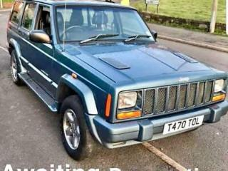 1999 Jeep Cherokee 4.0 Auto Orvis Limited Edition