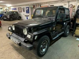 1999 Jeep Wrangler 4.0 Sahara Hard Top 4x4 3dr