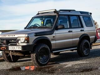 1999 Land Rover Discovery 2 4.0 Manual V8 47000 Miles 7 Seat Remapped ECU RPi