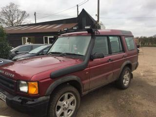 1999 Landrover Discovery 2 TD5 Manual