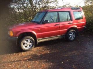 1999 LANDROVER DISCOVERY TD5
