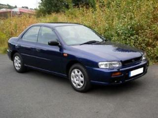 1999 Subaru Impreza 2.0 GL 4WD 4 door Four Wheel Drive