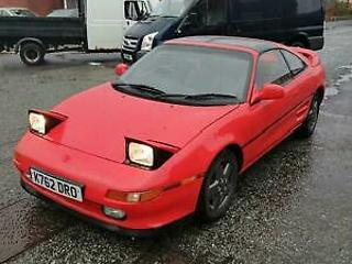1999 Toyota MR2 Sports 2dr turbo SALOON Petrol Manual