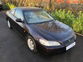 2000 Honda Accord Coupe 2.0i ES 2 Keepers/ 64k Miles TOTAL ONE OFF!