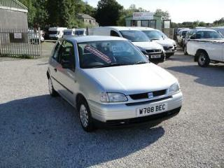 2000 Seat Arosa 1.4 AUTOMATIC PAS SERVICE HISTORY 14X STAMPS
