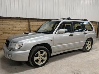 2000, W Reg Subaru Forester S turbo 2.0 Awd Automatic Estate