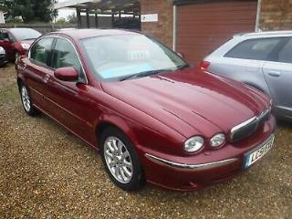 2001 51 JAGUAR X TYPE 2.5 V6 SE