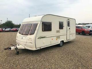 2001 AVONDALE CARLTON 5 BERTH END BEDROOM *OPTIONAL MOTORMOVER