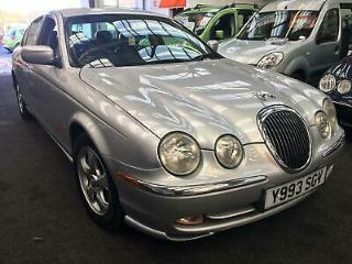 2001 Jaguar S Type 3.0 V6 SE Automatic 12 MONTHS MOT, FULLY SERVICED and GUARAN