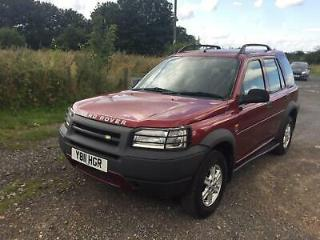 2001 Land Rover Freelander 2.0 Td4 GS Automatic 5Dr Estate