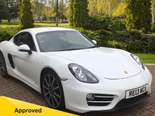2001 Porsche Cayman 2.7 2dr with Comprehensive Factory Fitted Extras