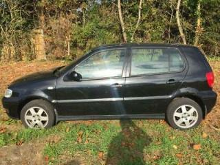 2001 Volkswagen Polo 1.4 auto 5 Doors With 12 Month MOT PX Welcome