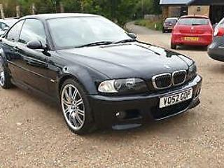 2002 52 BMW M3 3.2 M3 Manual FULLY RESTORED WITH NEW BMW PARTS