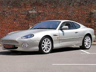 2002 Aston Martin DB7 5.9 Vantage Touchtronic Rare Colour New Reduced Price