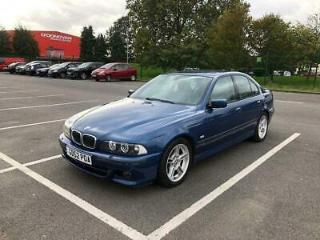 2002 BMW 5 Series 3.5 535i Sport 4dr
