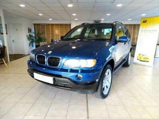 2002 BMW X5 2.9D SPORT 4WD AUTO LEATHER HEATED SEAT CRUISE PARKING SENS