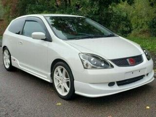 2002 JDM EP3 Honda Civic Type R Integra DC5