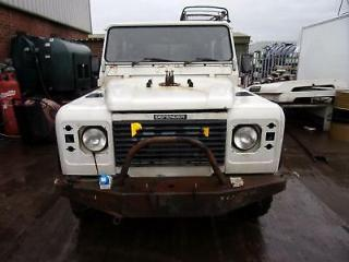 2002 Land Rover Defender 130 Double Cab 300 TDI