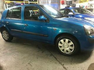 2002 Renault Clio 1.2 16v Expression Blue 5dr Hatch *ANY PX WELCOME