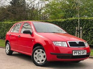 2002 Skoda Fabia 1.4 Classic*£3500 WORTH OF INVOICES + MUST VIEW
