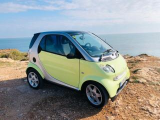 2002 SMART CAR LHD LEFT HAND DRIVE SPANISH REGISTERED IN SPAIN MOTORHOME CAR