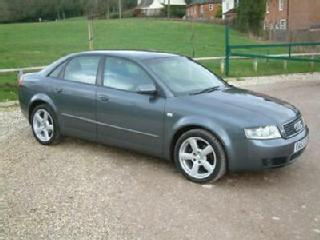 2003/53 AUDI A4 1.9TDi 2 OWNERS ONLY 87,000 MILES NEW MOT NICE CAR READY TO GO