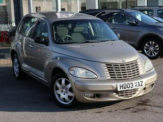 2003 03 CHRYSLER PT CRUISER 2.0 TOURING 5dr [AC] LOCAL CAR ONLY 87453 MILES!