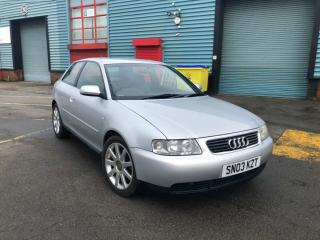 2003 AUDI A3 1.9 TDI SPORT, PD130, 3DR, LOW MILES, ELDERLY OWNED SINCE 2007!