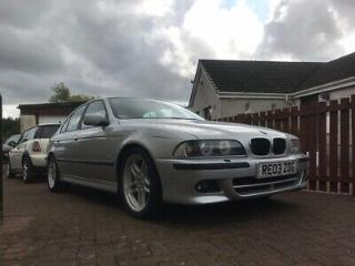 2003 Bmw e39 525i M Sport, Very low mileage, Immaculate, FBMWSH, Investment