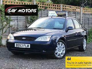2003 Ford Mondeo 2.0 LX 5dr