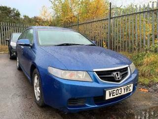 2003 Honda Accord 2.0 i VTEC SE Tourer 5dr
