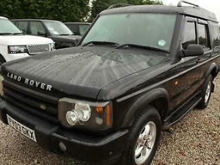 2003 Land Rover Discovery 2.5 TD5 Panel Van 3dr