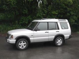 2003 Land Rover Discovery 2.5 Td5 S 5 seat 5dr 5 door Estate