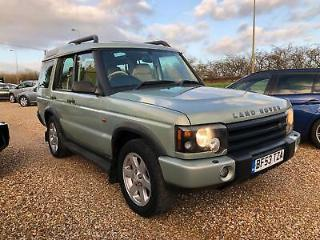 2003 LAND ROVER DISCOVERY TD5 ES ESTATE DIESEL