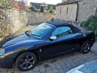 2003 MG TF 135 in Anthracite Grey * CHARITY SALE