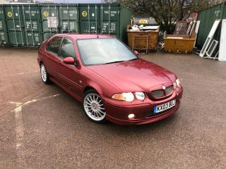 2003 MG ZS 2.5 V6 MANAUL 180 BHP 12 MONTHS MOT PX WELCOME CAN DELIVER AT COST