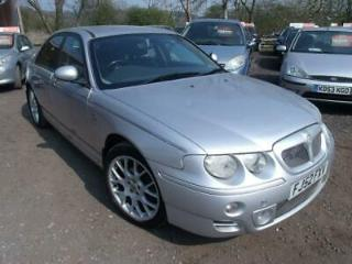 2003 MG ZT 2.0 CDTi 4dr Great economical family car 4 door Saloon