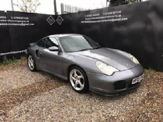 2003 PORSCHE 911 3.6 996 Turbo Coupe 2dr Petrol Manual AWD 309 g km, 414 bhp