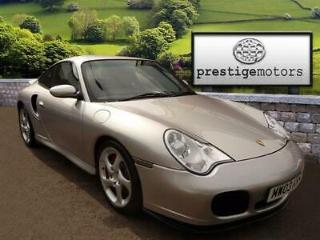 2003 Porsche 911 TURBO MANUAL 2dr FULL PORSCHE MAIN DEALER SERVICE HISTORY