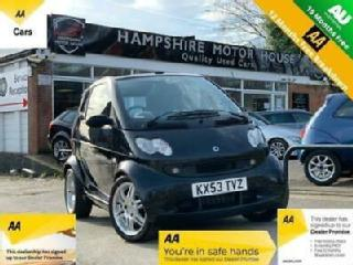 2003 Smart Fortwo 0.7 City BRABUS Cabriolet 2dr
