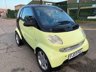 2003 Smart fortwo 0.7 City Pulse 3dr