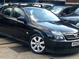 2003 Vauxhall Vectra 1.8 i 16v Active 5dr