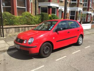 2003 Volkswagen Polo 1.4 Hatchback 5dr Petrol Automatic