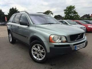 2003 Volvo XC90 2.9 T6 SE Geartronic AWD 5dr